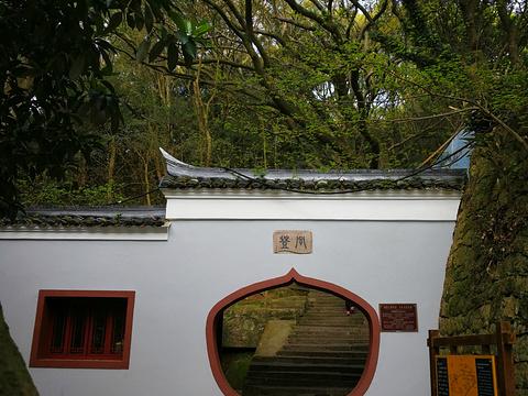 普陀山西天景区旅游景点图片