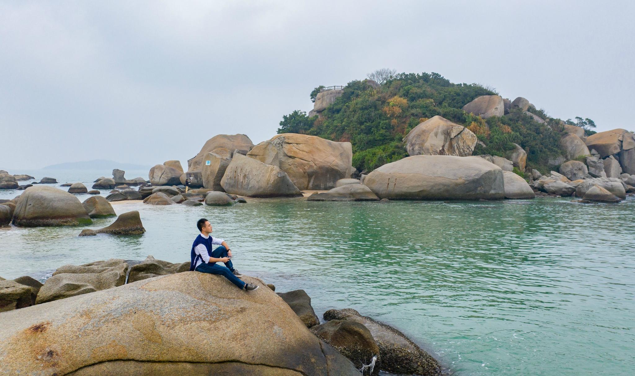 广东惠州的冬天很温暖,有苏东坡的足迹,还有江有湖有海有泉