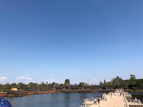 吴哥寺旅游景点攻略图
