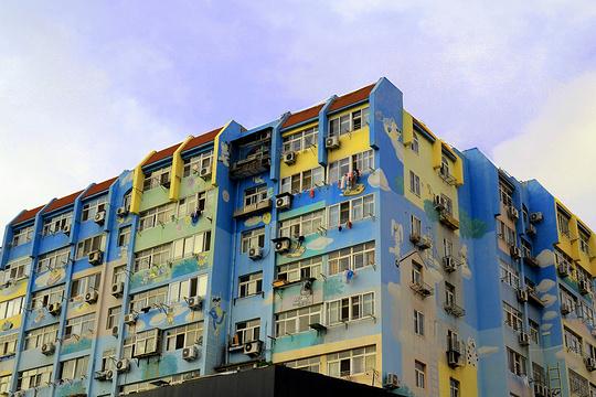 台东步行街旅游景点图片