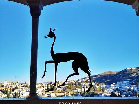阿尔罕布拉宫旅游景点图片