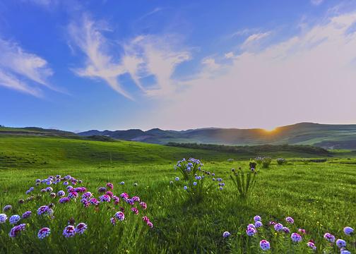 官鹅沟旅游景点图片