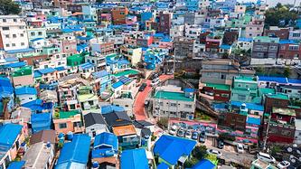 韩国,是献给大学生旅行生活的最佳目的地
