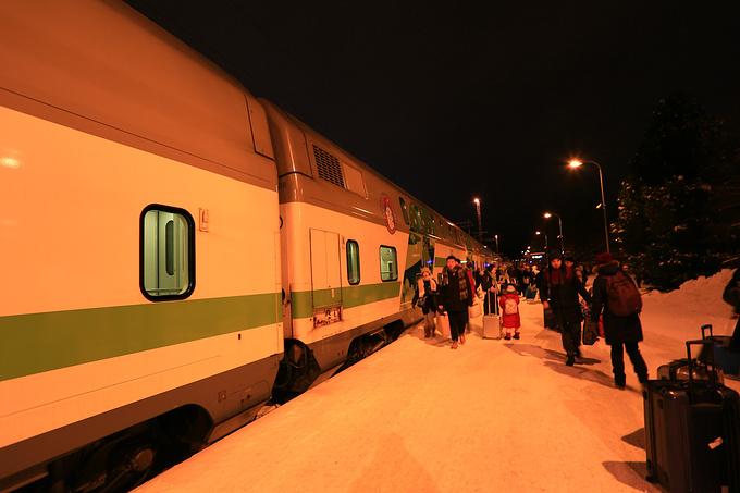 罗瓦涅米火车站图片
