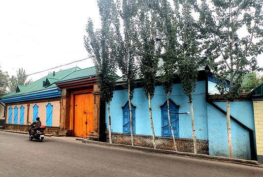 喀赞其民俗村旅游景点图片