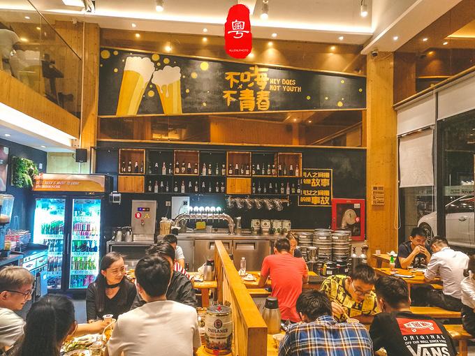 木屋烧烤(上梅林店)图片