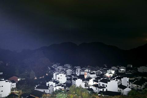 婺源石城村旅游景点攻略图
