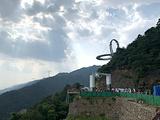 黄腾峡天门悬廊