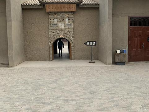 新城魏晋壁画墓旅游景点图片
