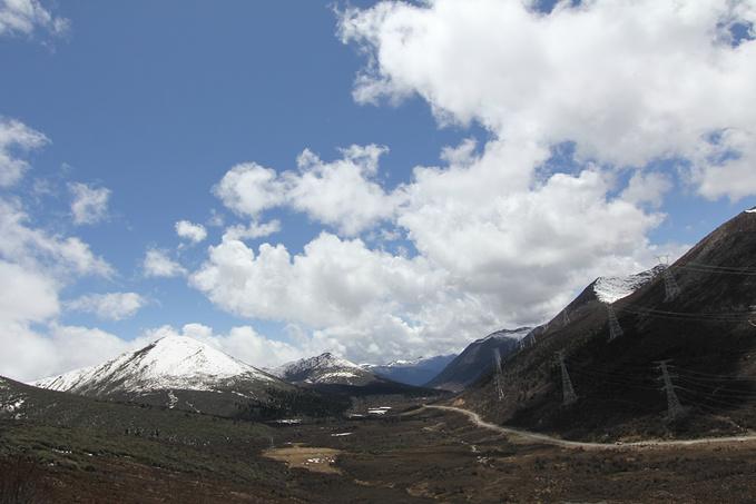 雅鲁藏布大峡谷 鲁朗 波密图片