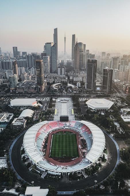 珠江新城图片
