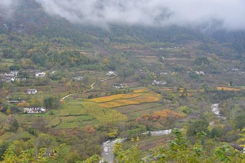 云屏三峡旅游景点攻略图