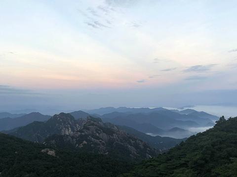 黄山旅游景点攻略图