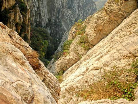少室山景区旅游景点图片