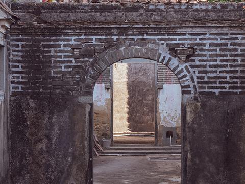 皇思扬古围村旅游景点图片