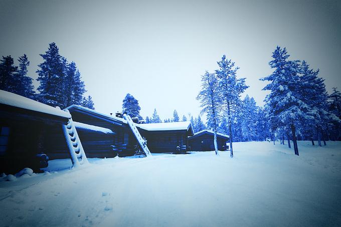 萨利色尔卡山林小屋(Holidaystars Saariselkä)图片