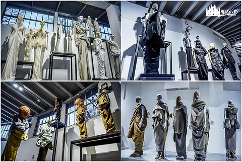 米兰三年展览馆旅游景点攻略图