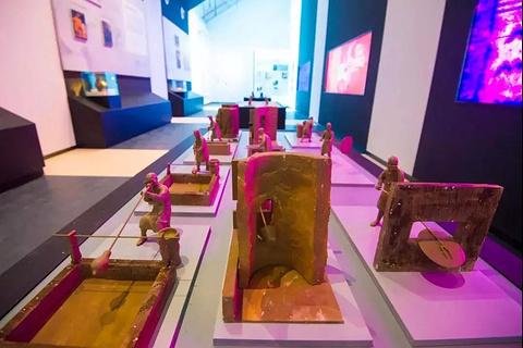 晶世界玻璃艺术馆旅游景点攻略图