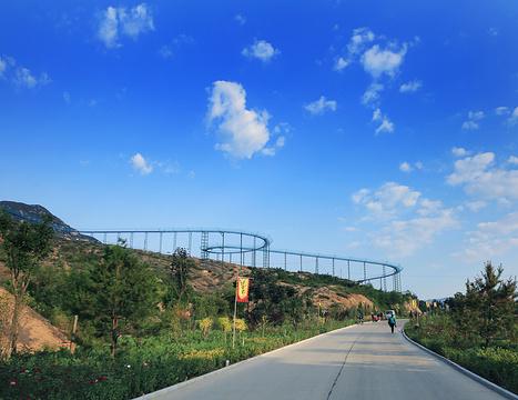 黄金寨原生态旅游区的图片
