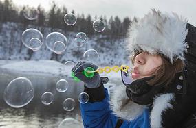 从内蒙古东部南北冬季雪线出发 自驾冰雪天路,到中国冷极嗨雪!嗨雪!嗨雪!