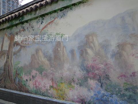 乌石浦油画村的图片