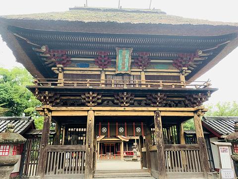 阿苏神社旅游景点攻略图