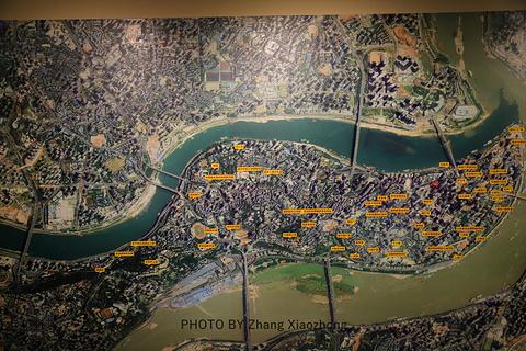 湖广会馆旅游景点攻略图