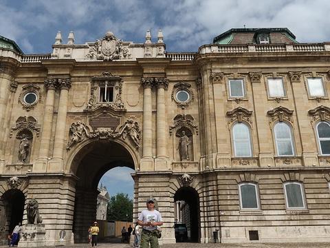 布达皇宫旅游景点图片