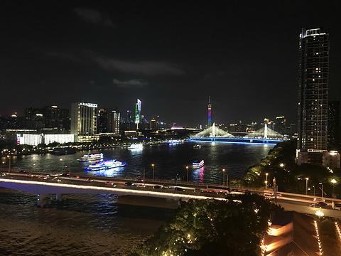 珠江夜游旅游景点图片