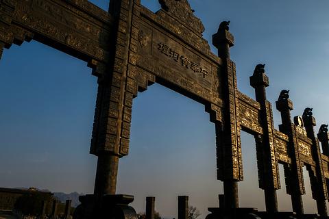 中华黄河坛景区旅游景点攻略图