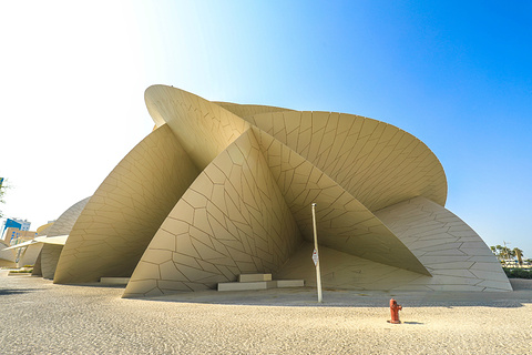 卡塔尔国家博物馆旅游景点攻略图