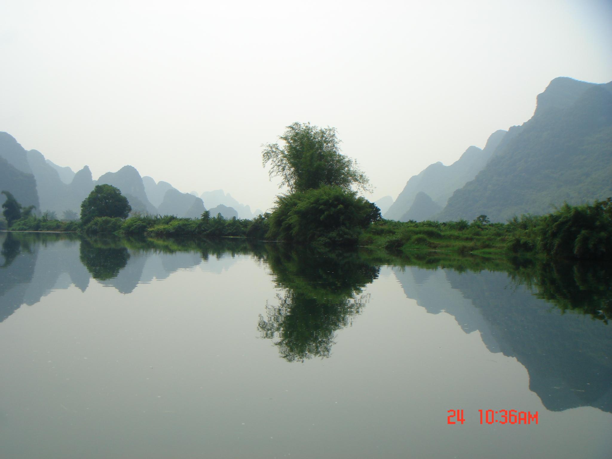 11年前的桂林,11年前的我们
