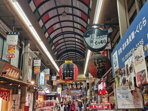 黑门市场旅游景点图片