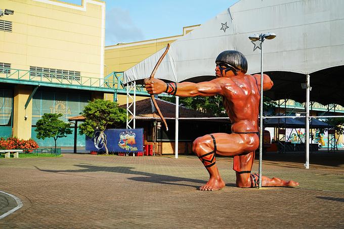 狂欢文化体验:桑巴学校之旅图片