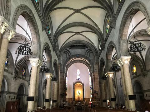 马尼拉大教堂旅游景点图片