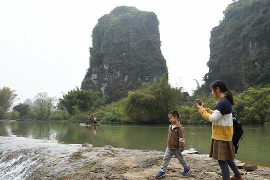 遇龙河旅游景点图片