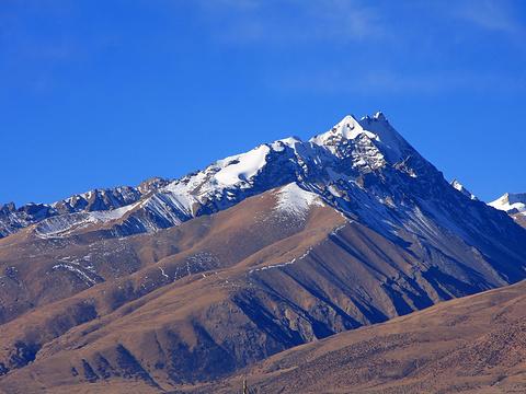 念青唐古拉山旅游景点图片