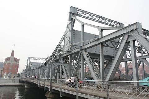 解放桥的图片