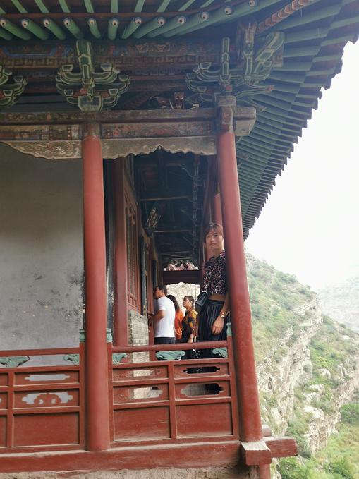 悬空寺图片