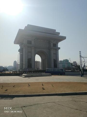 """""""今天一早就出发去朝鲜西海岸边上一个城市:南浦市 临海的城市,朝鲜的西海就是我国的渤海啦。有什么科啊_南浦""""的评论图片"""
