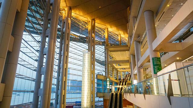 香港会议展览中心旅游景点图片