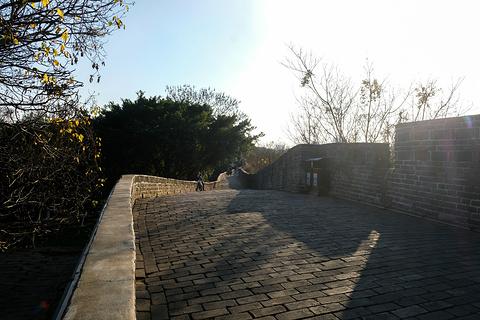 赣州古城墙旅游景点攻略图