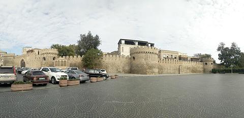 巴库老城旅游景点攻略图