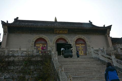 佑国寺旅游景点攻略图