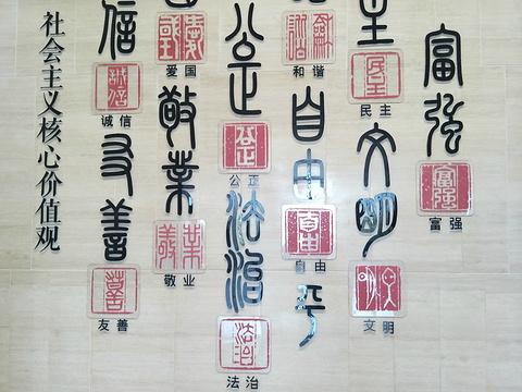 天津滨海文化中心旅游景点图片