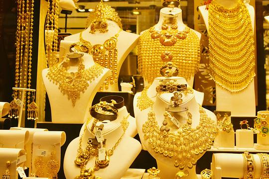 黄金市场旅游景点图片