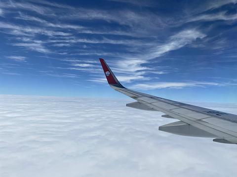 白云国际机场旅游景点图片