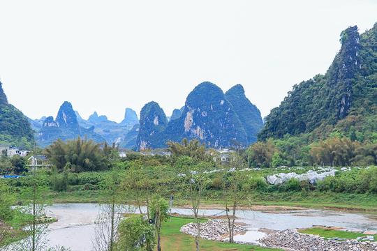 三千漓中国山水人文度假区旅游景点图片