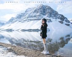 解锁枫叶之国🍁,遇见班夫的雪❄️丨加拿大の13日