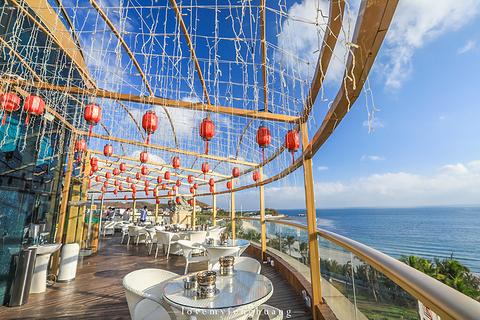大悦洋海洋餐厅(1号港湾城店)旅游景点攻略图